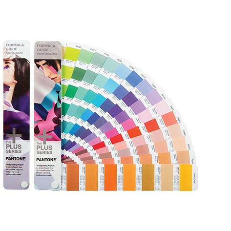 Pantone  FORMULA GUIDE Solid Coated & Solid Uncoated GP1601N