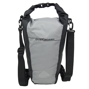 OverBoard  Водонепроницаемая сумка OverBoard OB1104BLK - Pro-Sports Waterproof SLR Camera Bag - 15L