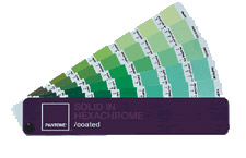 Pantone  Solid in Hexachrome Guide Coated GGH200