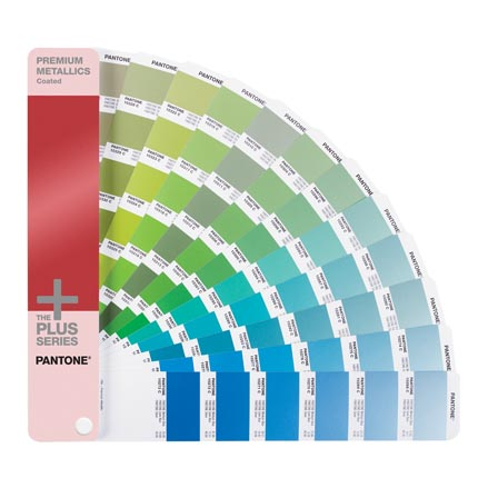 Pantone  PREMIUM METALLICS Coated  GG1505