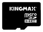 Kingmax  MicroSDHC 16GB class 10 +USB Reader