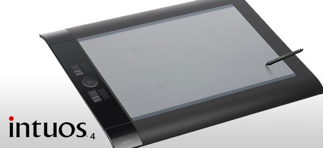 Wacom  Планшет Intuos4 XL