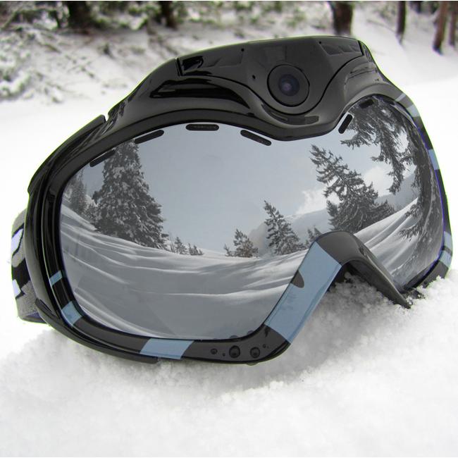 Liquid Image  Маска с камерой LIC338 Apex HD Snow Goggle