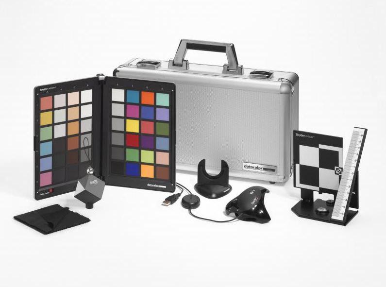 Datacolor  SpyderCAPTURE PRO (камера + монитор)