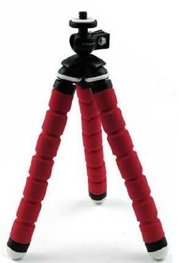 FotoPro  Гибкий штатив для фото, видео и экшен-камер RM-90S