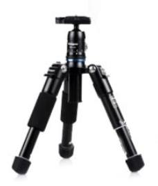 FotoPro  Профессиональный складной мини штатив для фотокамер  M5-MINI