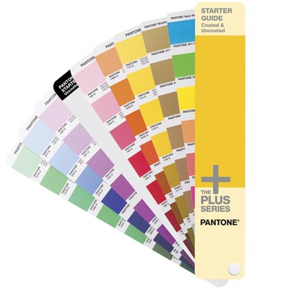 Pantone  STARTER GUIDE Solid Coated & Uncoated GG1511
