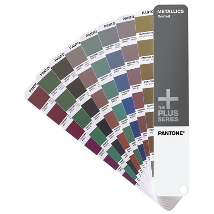 Pantone  GG1407  Pantone Metallic Guide Coated