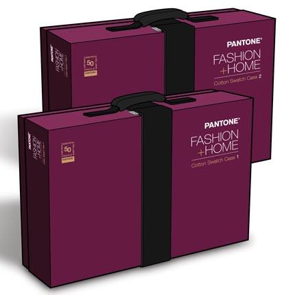 Pantone  FFC206 Cotton Swatch Case