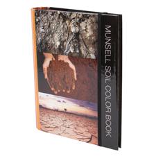 Munsell  Munsell Book of Soil Color Charts 2009 Rev (Для оценки цвета почв)