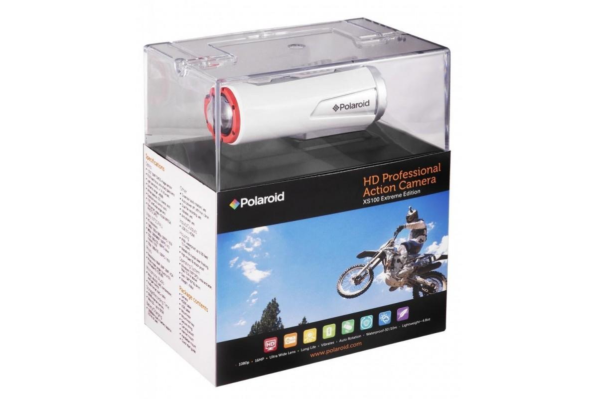 Polaroid  Экшн камера XS100HD