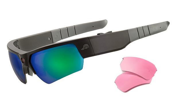 Pivothead  MOAB IGUANA очки с камерой