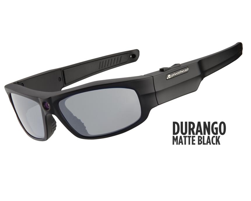 Pivothead  очки с камерой DURANGO MATTE BLACK