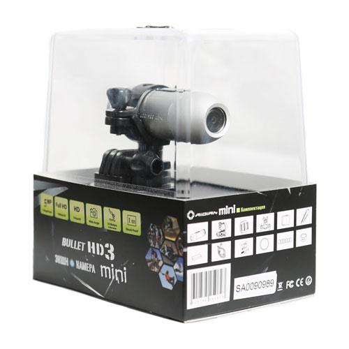 Bullet  Экшн камера Bullet HD 3 Mini