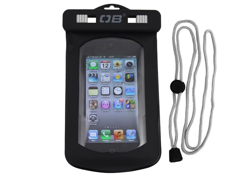 OverBoard   OB1008BLK - Waterproof Phone Case Водонепроницаемый чехол для iPhone