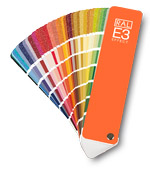 RAL  каталог цветов RAL Effect E3