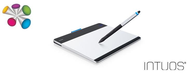 Wacom  Intuos Pen&Touch Small