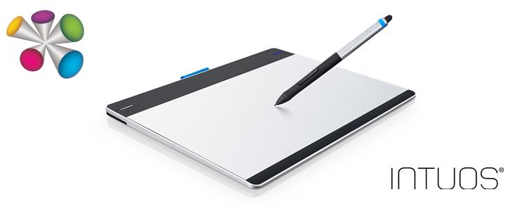 Wacom  Intuos Medium Pen&Touch