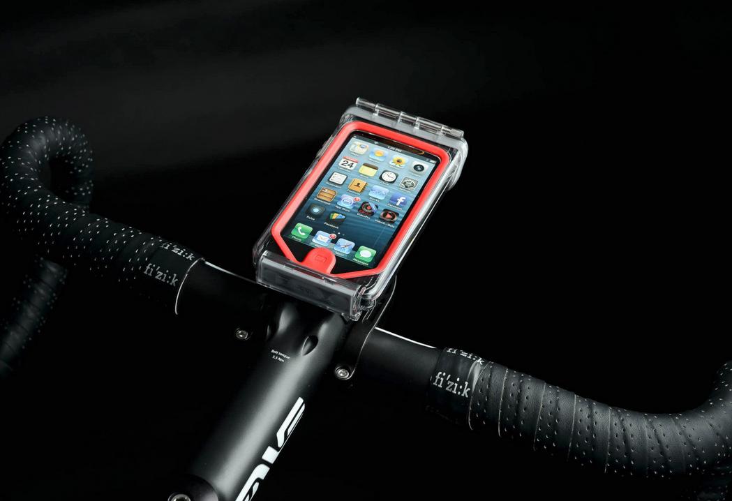 Optrix   Optrix CycleX для IPhone 5, 5S с креплением для велосипеда