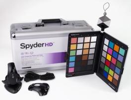 Datacolor   Комплект для калибровки SpyderHD (Артикул SHD100)