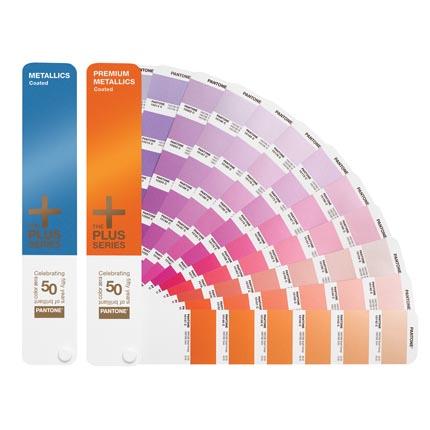 Pantone  METALLIC Guide Set (все металлики в одном комплекте) GP1407