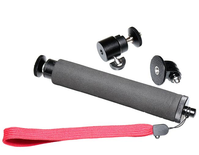 GP  MWTM Ручной монопод для экшен-камер (с адаптером для камер GoPro)