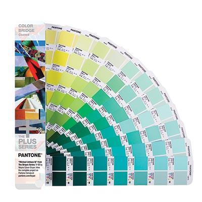 Pantone  веер Color Bridge Coated (мелованная бумага) GG6103