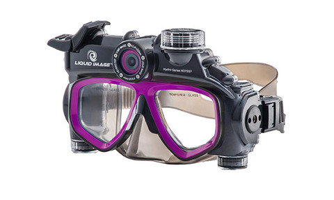 Liquid Image  LIC305P Камера маска Hydra Series - HD720P