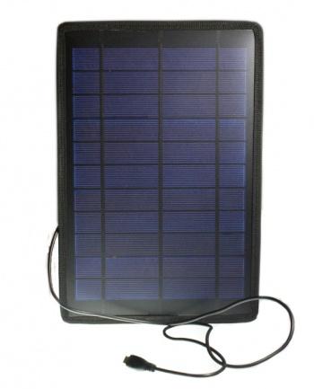 Partner  переносное зарядное устройство на солнечной батарее 5W