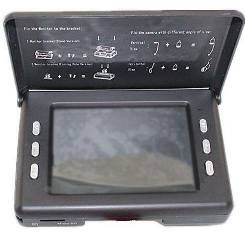 SITITEK  Подводная Камера для рыбалки  FishCam-350 DVR с функцией записи