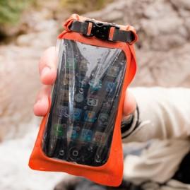 Aquapac  Водонепроницаемый чехол Aquapac 035 - Small Stormproof Phone Case Orange