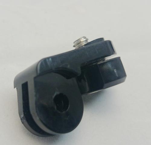 Адаптер для крепления на штативы или моноподы с интерфейсом GoPro, устройств с разъёмом 1/4