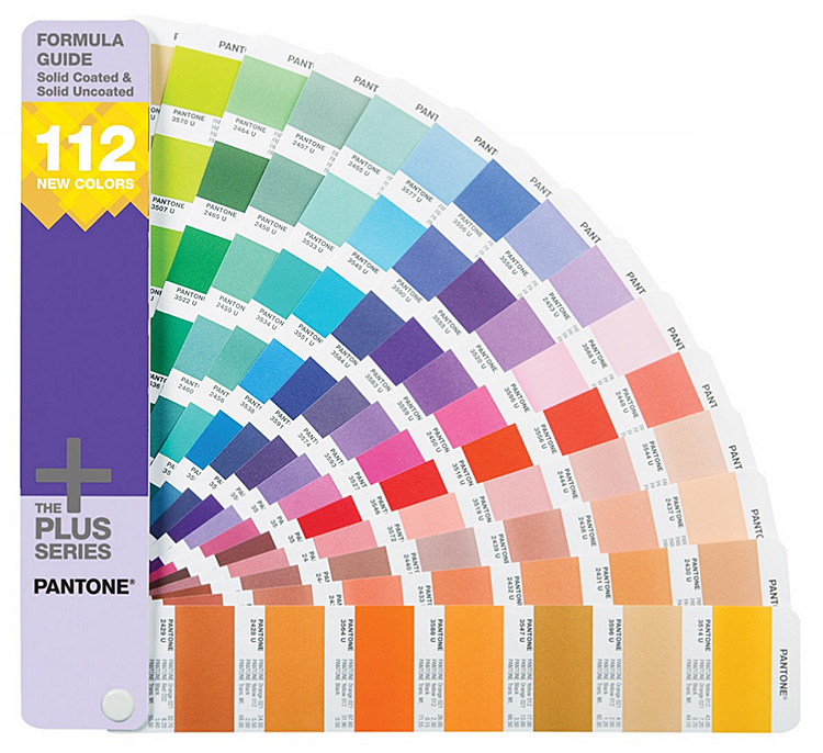 Pantone  Pantone Formula Guide Supplement (GP1601-SUPL)