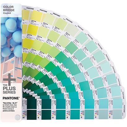 Pantone  Color Bridge Coated (перевод Pantone в CMYK, мелованная бумага) (GG6103N)