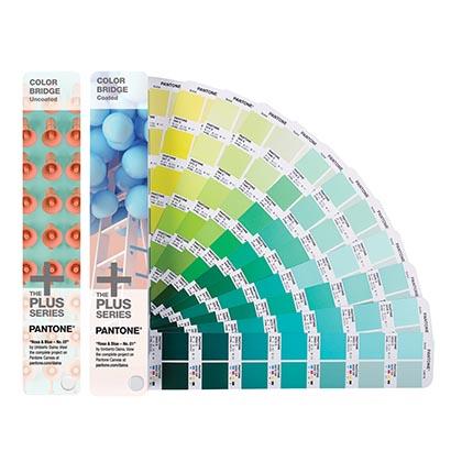 Pantone  Color Bridge Coated & Uncoated Set (перевод Pantone в CMYK, мелованная и немелованная бумаги) GP6102N