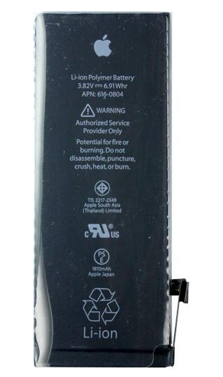 Partner  Аккумулятор для iPHONE 6G 1810mah