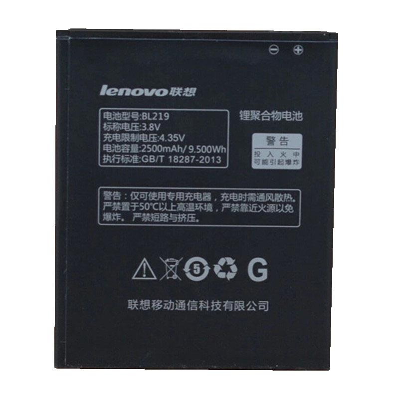 Partner  Аккумулятор для Lenovo A388t, A850, A850+, A880 , A889 , A890E, A916, A920, S810t, S856 - BL219 2500mAh