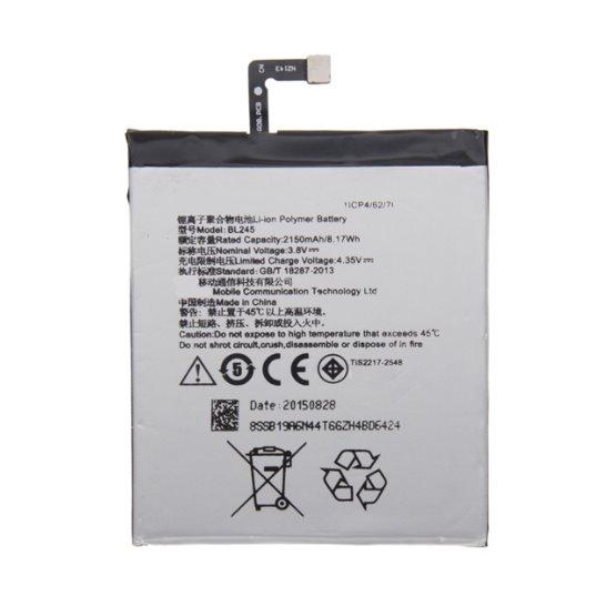 Partner  Аккумулятор для Lenovo S60, S60-a, S60-t, S60-w - BL245 2150mAh