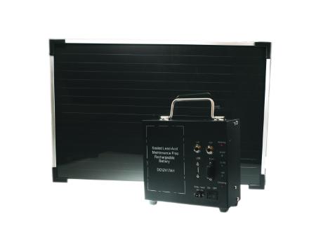 Partner  Переносной комплект электропитания на солнечных батареях 6W
