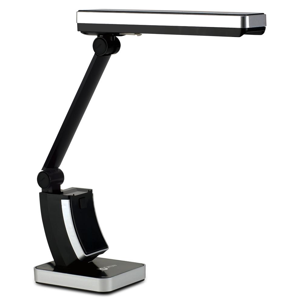 Ottlite  настольная лампа OttLite 13W Slimline Black 326G53-EURP