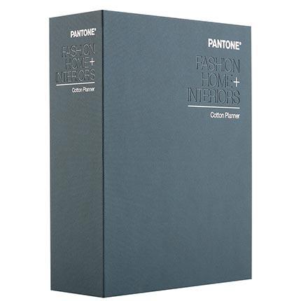 Pantone  Цветовой справочник Cotton Planner