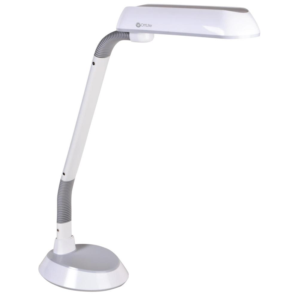 Ottlite  Настольная лампа с возможностью крепленья  18w En-Vision FlexArm Plus A13WG2-EURP