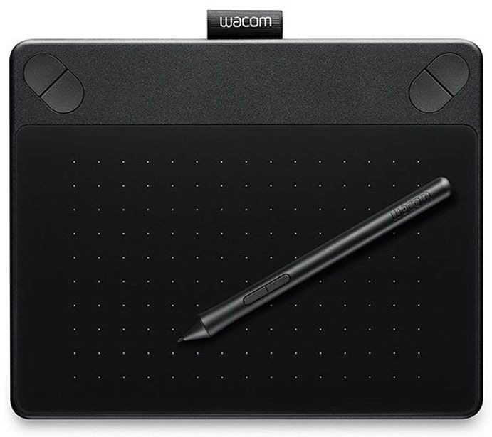 Wacom  Wacom Intuos Art PT S, Black графический планшет (CTH-490AK-N)