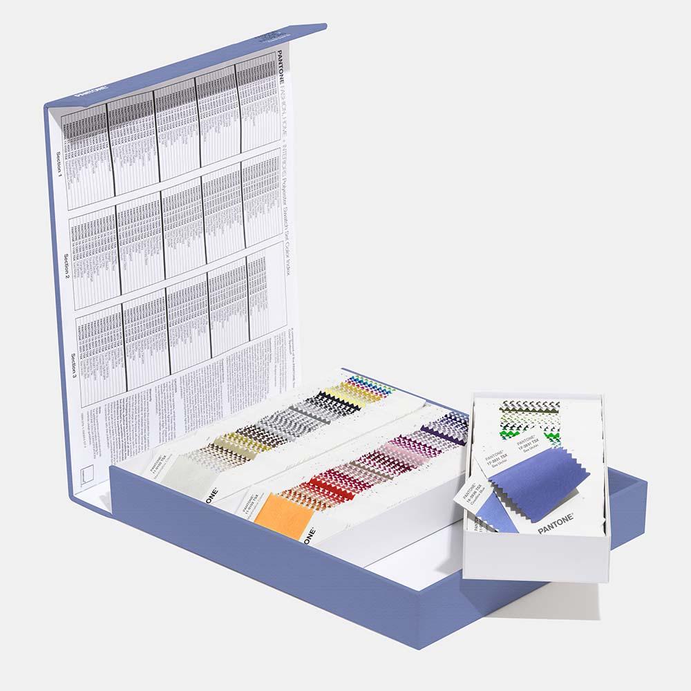 Pantone  Цветовой справочник (набор) FHI Polyester Swatch Set  FFS100