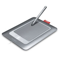 Wacom  Bamboo Fun Pen & Touch Small (CTH-461-RU)