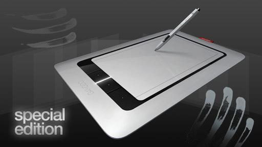 Wacom  Bambo Pen & Touch Special Edition Medium